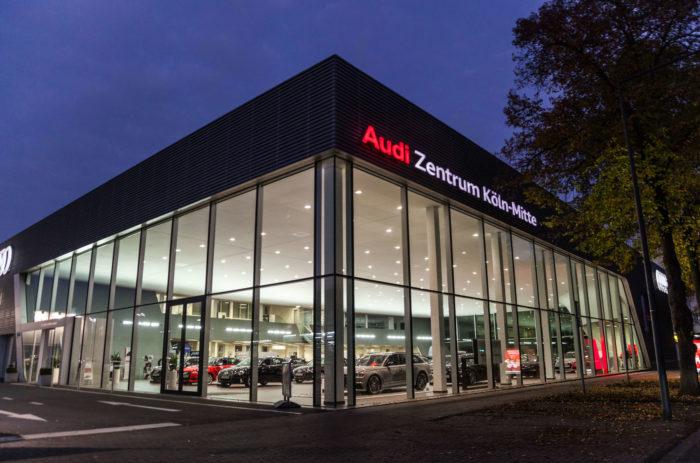 Audi Zentrum Köln